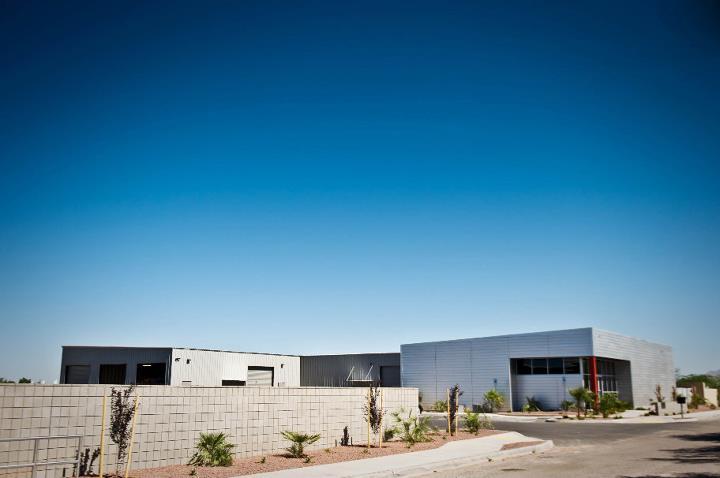 Ais Industries Headquarters Tucson Arizona Ais