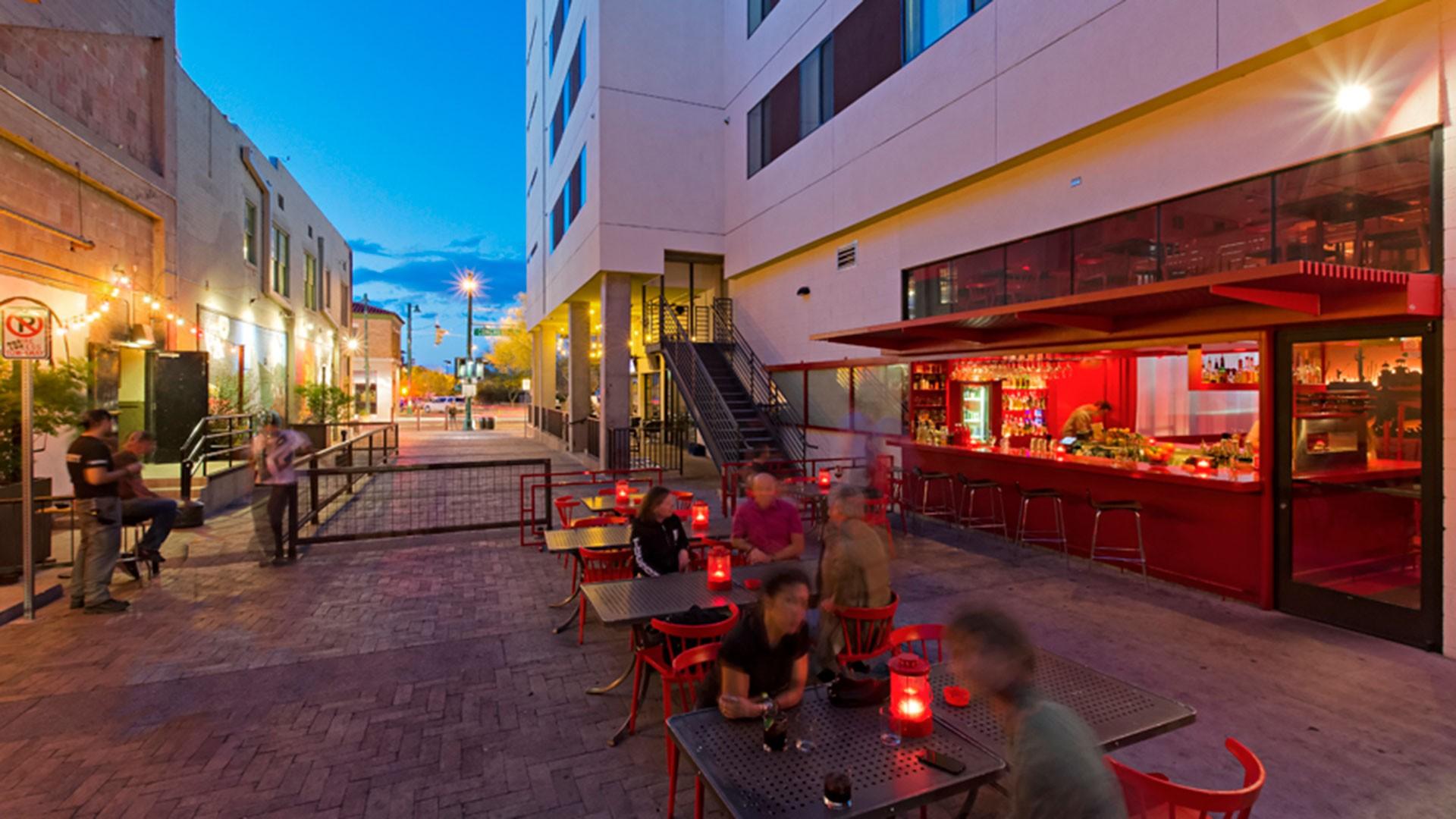 R Bar Tucson Arizona Ais Industries Inc