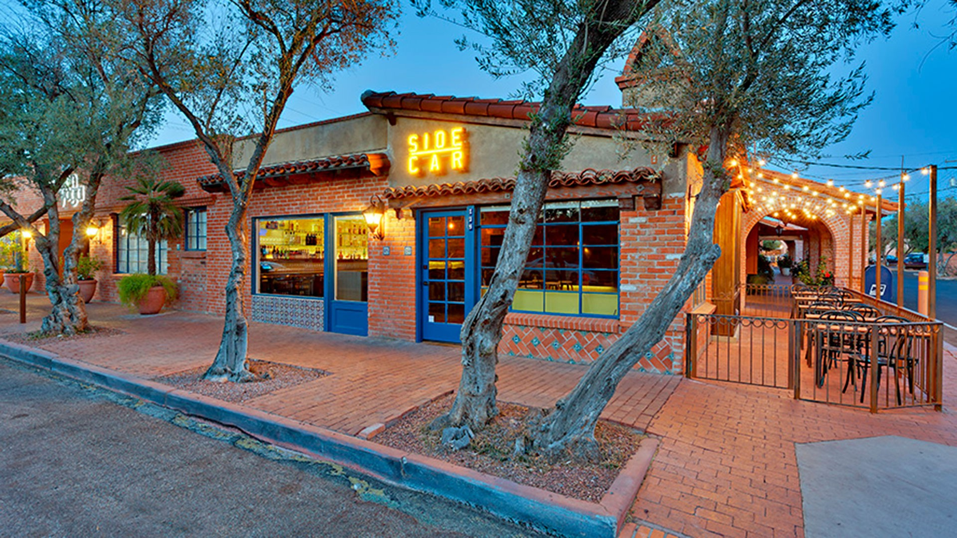 Sidecar Tucson Arizona Ais Industries Inc