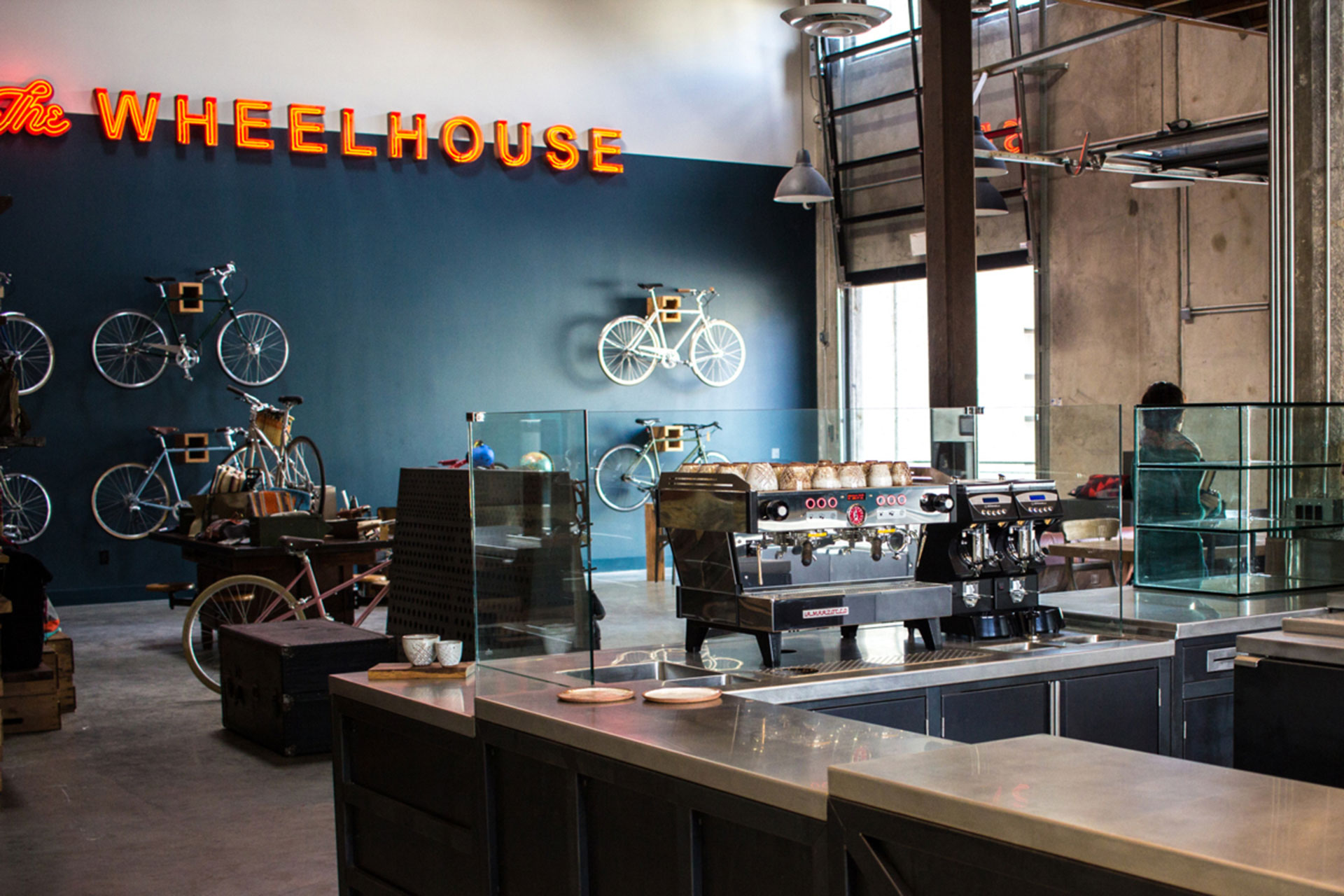 The Wheelhouse – Los Angeles, California